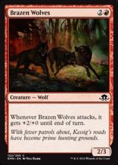 Brazen Wolves