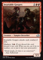 Insatiable Gorgers - Foil