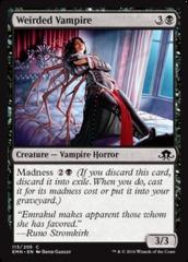 Weirded Vampire - Foil
