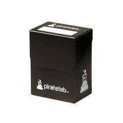 Black 80-Card Deck Box