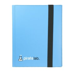 Blue Card Binder (20 9-card pages)
