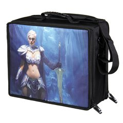 Pirate Lab Card Case: Large - White Knight