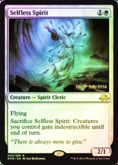 Selfless Spirit - Prerelease Promo
