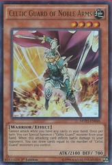 Celtic Guard of Noble Arms - MVP1-EN048 - Ultra Rare - 1st Edition on Channel Fireball