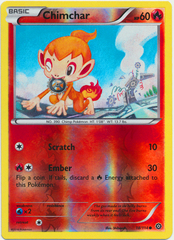 Chimchar - 18/114 - Common - Reverse Holo