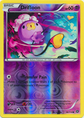 Drifloon - 46/114 - Common - Reverse Holo