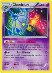 Chandelure - 50/114 - Holo Rare