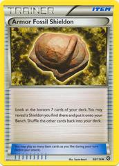 Armor Fossil Shieldon - 98/114 - Uncommon