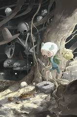 Adventure Time Comics #4 15 Copy Incv Sandoval Var