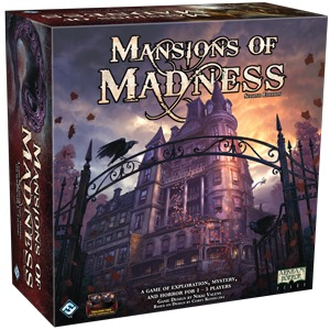 Mansions of Madness (2nd Edition)