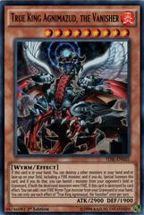 True King Agnimazud, the Vanisher - TDIL-EN025 - Ultra Rare - 1st Edition
