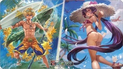 Ultra PRO - Force of Will - Beach Day Play Mat