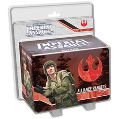 8. Star Wars: Imperial Assault - Alliance Rangers Ally Pack