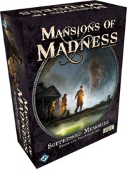 Mansions of Madness (2d Ed): Suppressed Memories Figure and Tile Collection