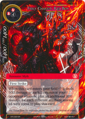 Fiery Chariot, Red Boy - CFC-023 - SR - Foil