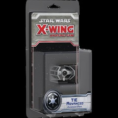 Star Wars: X-Wing - TIE Advanced Expansion Pack