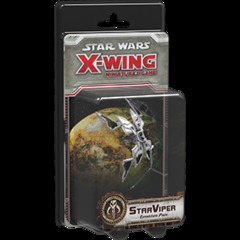 Star Wars: X-Wing - StarViper Expansion Pack