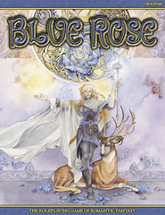 Blue Rose: The AGE Roleplaying Game of Romantic Fantasy Hardcover