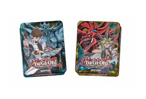 2016 Mega-Tins Set - Kaiba and Yugi