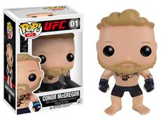 01 - Conor McGregor