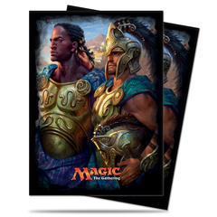 Ultra Pro - Commander 2016 Standard Deck Protector, Kynaios and Tiro of Meletis, for Magic 120ct