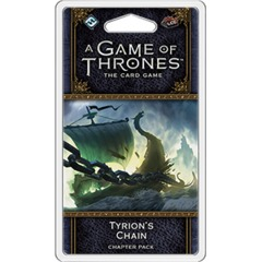 A Game of Thrones - The Card Game (Second Edition) - Tyrion's Chain (In Store Sale Only)