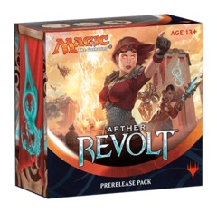 Aether Revolt Prerelease Pack