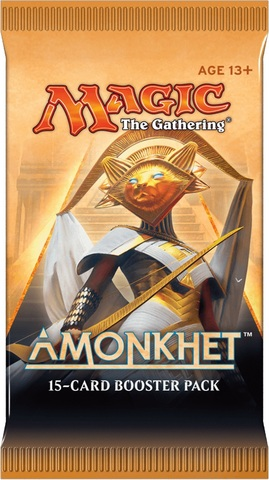 Amonkhet Booster Pack - English - PREORDER Ships 4/28