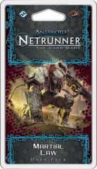 Android - Netrunner - Martial Law (In Store Sale Only)