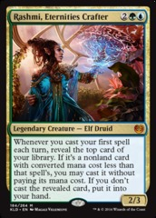 Rashmi, Eternities Crafter - Foil