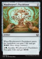 Woodweaver's Puzzleknot - Foil