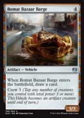 Bomat Bazaar Barge - Foil