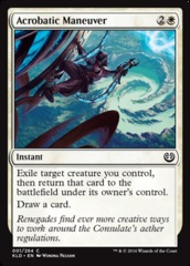 Acrobatic Maneuver - Foil on Channel Fireball