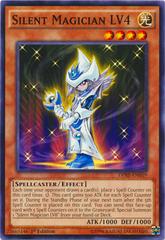 Silent Magician LV4 - DPRP-EN019 - Common - 1st Edition on Channel Fireball