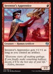 Inventor's Apprentice - Foil