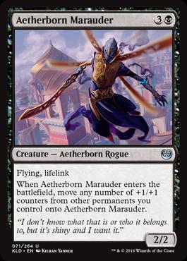 Aetherborn Marauder