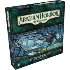 Arkham Horror: The Card Game 1-1 The Dunwich Legacy Expansion