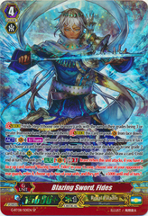 Blazing Sword, Fides - G-BT08/S01EN - SP on Channel Fireball