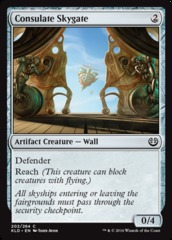 Consulate Skygate - Foil