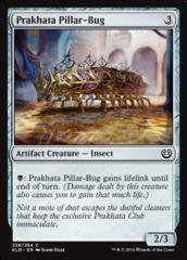 Prakhata Pillar-Bug - Foil