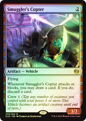 Smuggler's Copter - Foil - Prerelease Promo