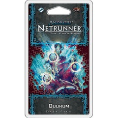 Android - Netrunner - Quorum (In Store Sale Only)