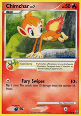 Chimchar - 57/100 - Common