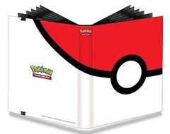 Ultra Pro 9 Pocket Pokemon Pokeball Binder