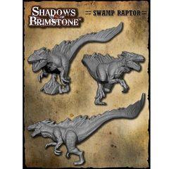 SHADOWS OF BRIMSTONE: SWAMP RAPTOR - XL ENEMY PACK