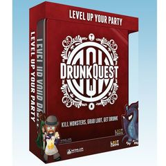 Drunk Quest: Tin Box Edition