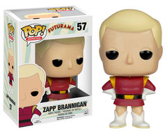 Animation Series - #57 -  Zapp Brannigan (Futurama)