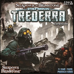 Shadows of Brimstone: Deluxe Expansion - Trederra