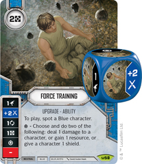 Force Training (Sold with matching Die)