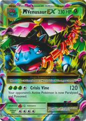 Mega-Venusaur-EX - 2/108 - Holo Rare ex